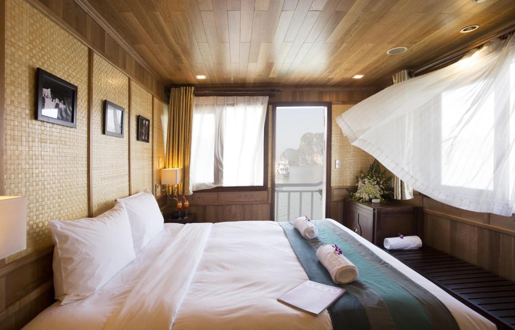 Phòng Premium Giường Đôi/2 Giường Đơn có Ban công - 3 Ngày 2 Đêm