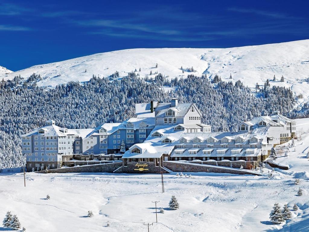 فندق أغا أوغلو ماي ماونتن - أول إنكلوسيف خلال فصل الشتاء