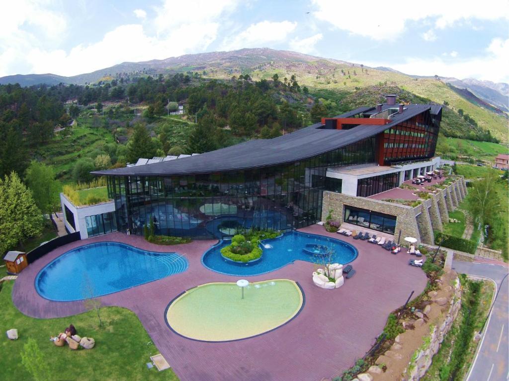 Uma vista da piscina em H2otel Congress & Medical SPA ou nas proximidades