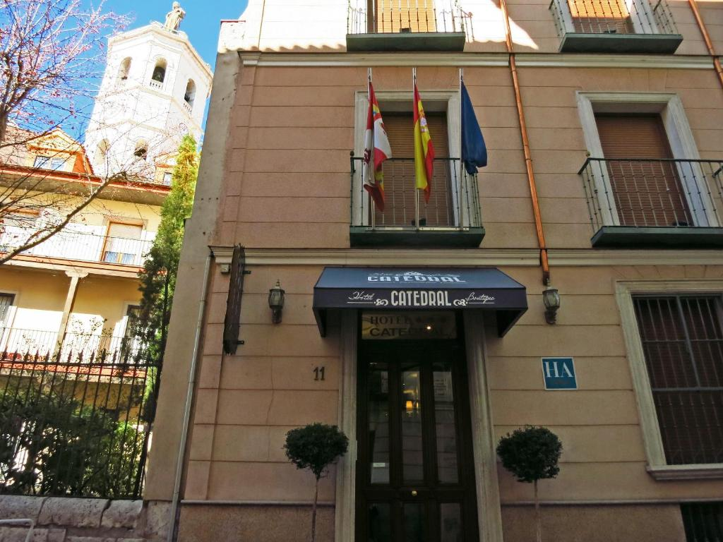 Hotel Boutique Catedral, Valladolid, Spain - Booking.com