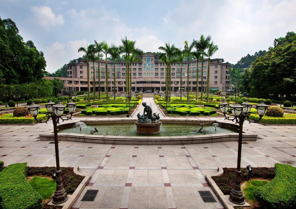Foshan Fontainebleau Hotel Nanhai China Booking Com