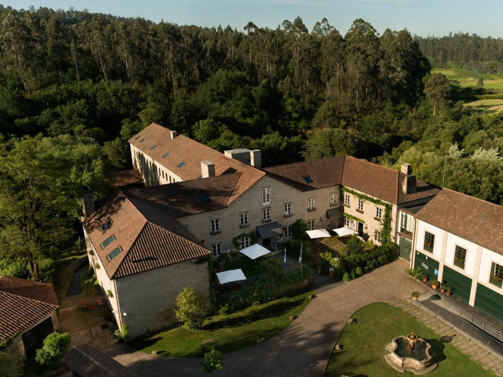 A Quinta Da Auga Hotel Spa Relais & Chateaux a vista de pájaro