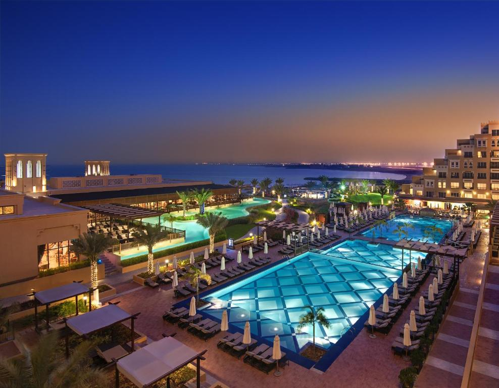 A view of the pool at Rixos Bab Al Bahr - Ultra All Inclusive or nearby