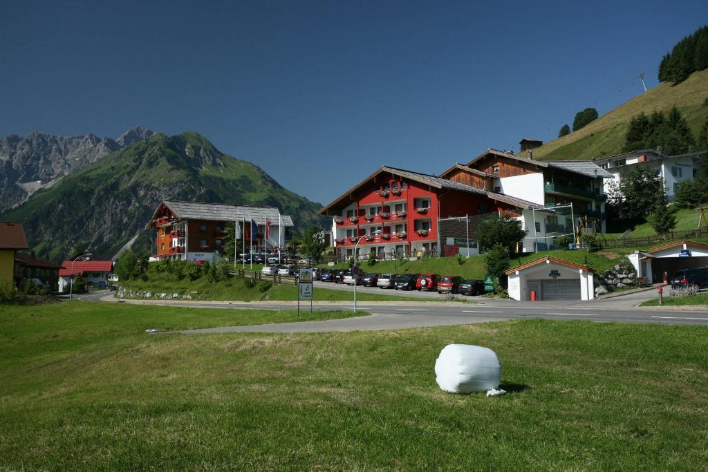 Accommodation Kleinwalsertal: Hotels - BERGFEX