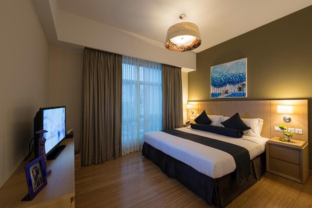 Căn Hộ Suite Executive 3 Phòng Ngủ (6 người lớn)