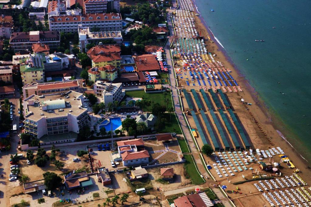 Nerton Hotel All Inclusive Tyrkiet Side Booking Com