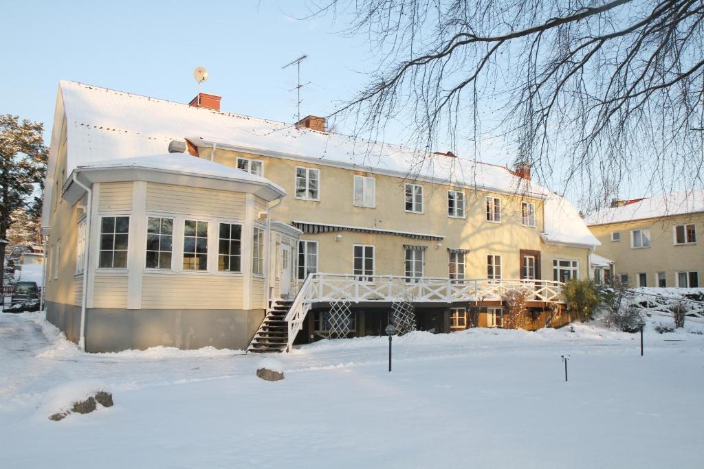 Nynäsgården Hotell & Konferens under vintern