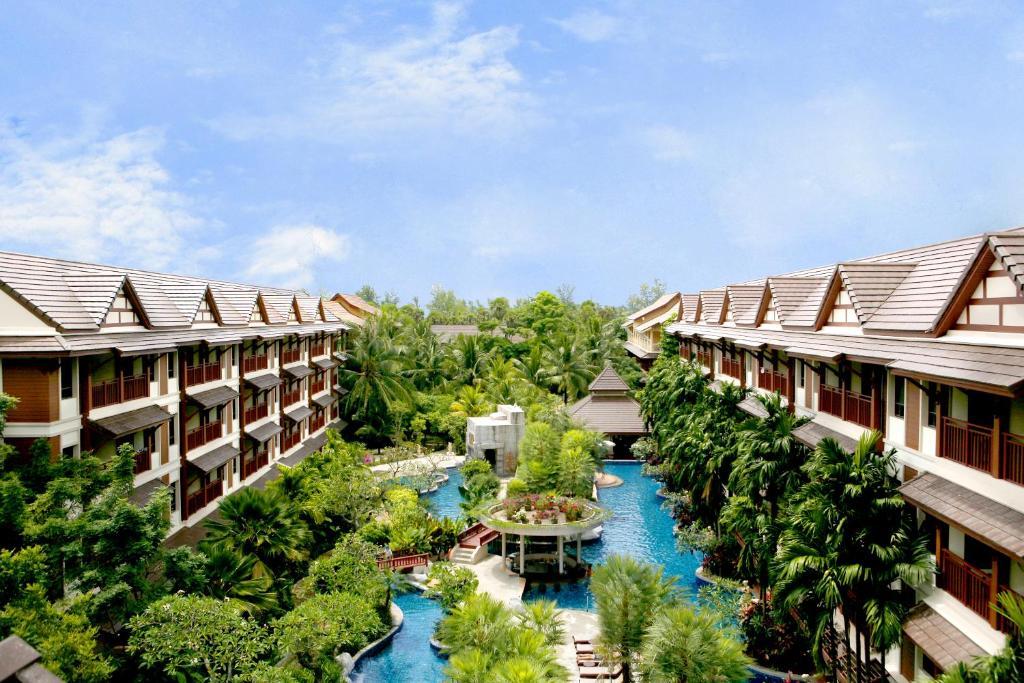 Kata Palm Resort Spa Beach