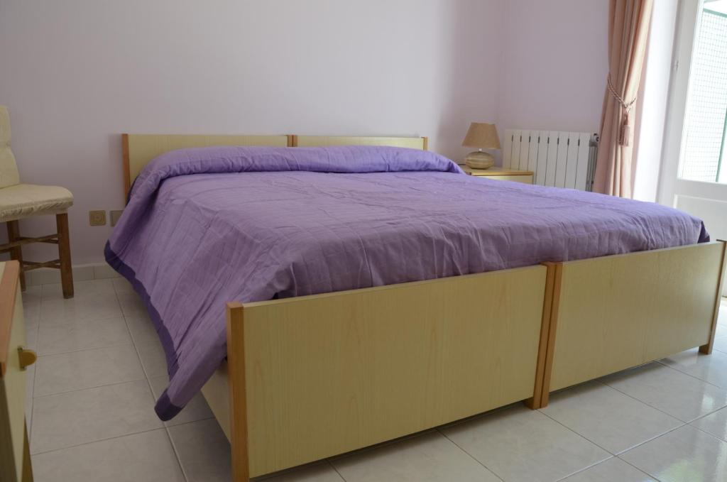 A bed or beds in a room at U Campagnuolo