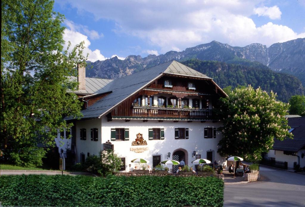 Salzburg/Grogmain (11km): Traumwohnung 6 Personen