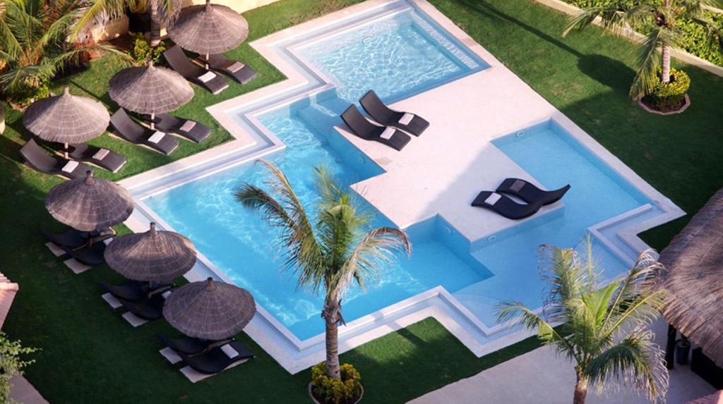 A view of the pool at The Rhino Resort Hotel & Spa or nearby