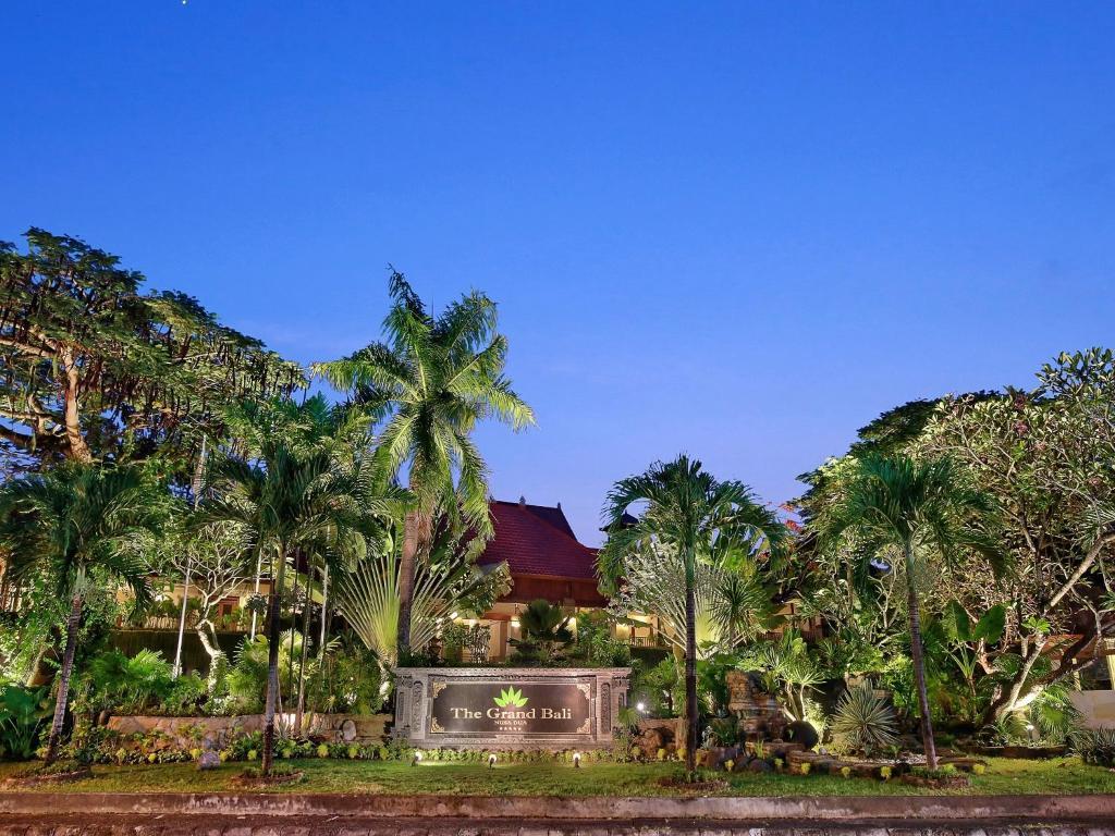 Giardino di The Grand Bali Nusa Dua