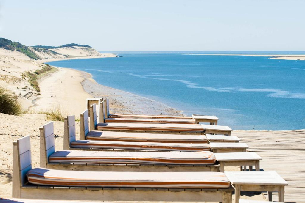 Hotel La Co O Rniche Pyla Sur Mer France Booking Com