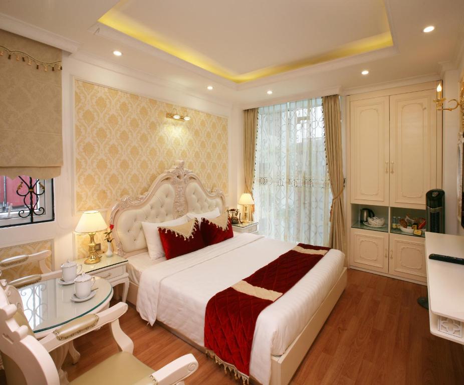 Phòng Deluxe Royal Giường đôi/2 Giường đơn