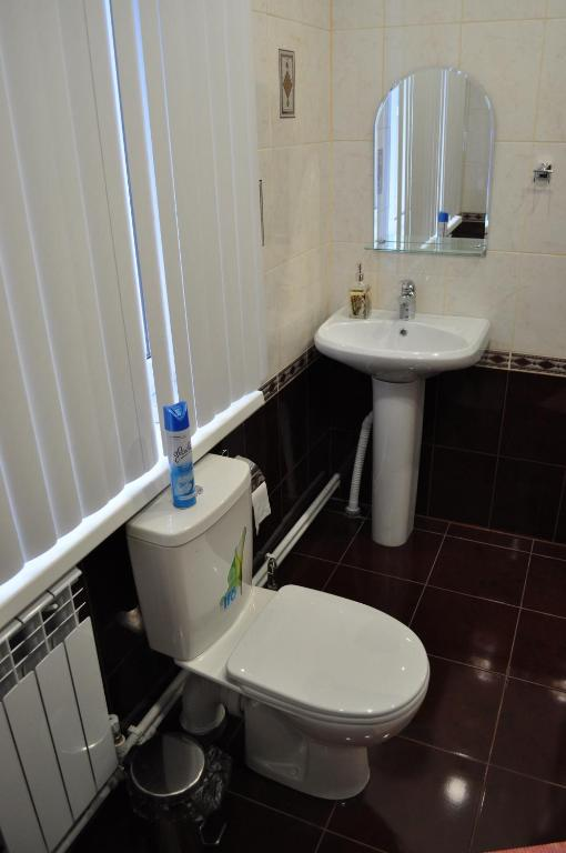 Стандартный двухместный номер с 1 кроватью и собственной ванной комнатой: фотография номер 8