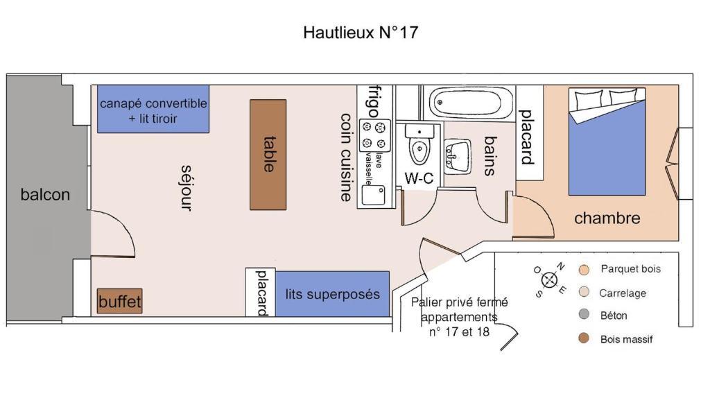 Chalets Joguet - Hautlieux