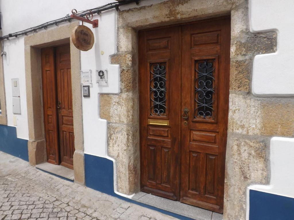 Fachada o entrada de Casa D'Aldeia