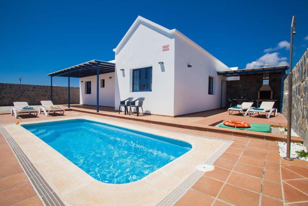 Villas Rubicon II, Playa Blanca, Spain - Booking.com
