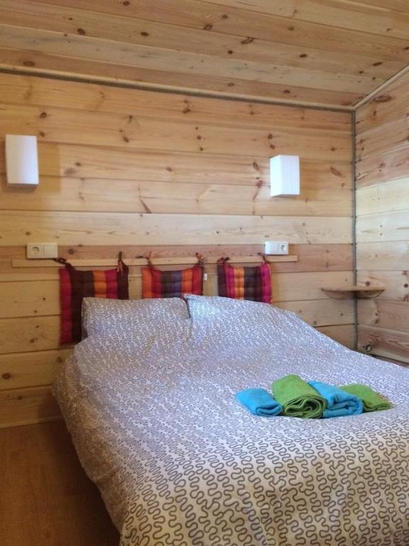 Кровать или кровати в номере Ranta