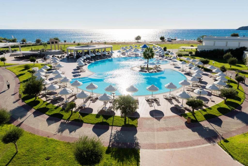 A view of the pool at Sentido Apollo Blue or nearby