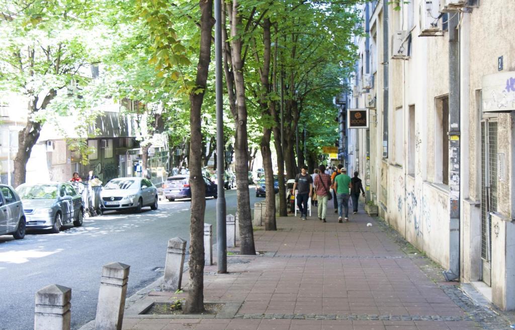 Belgrade Central Apartment Adore