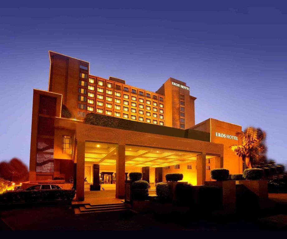 The Eros hotel in Nehru Place
