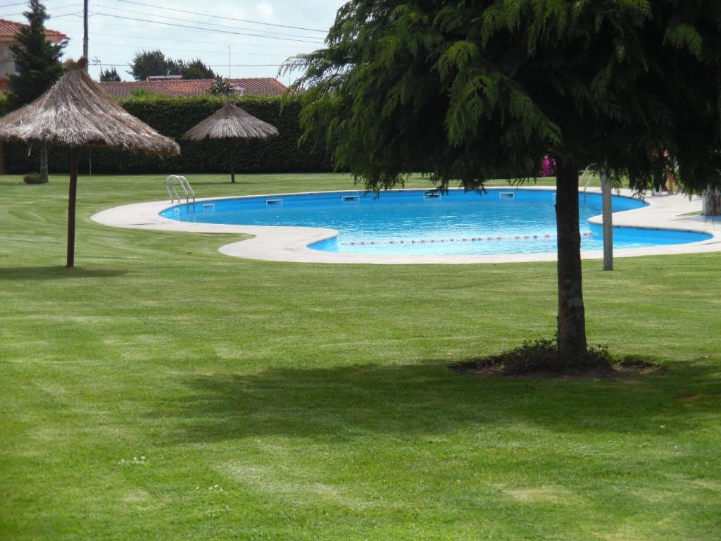 The swimming pool at or near Holiday Home Esposende