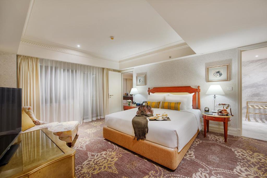 Suite Executive - Kiệt tác với Khu vườn có 1 Giường cỡ King