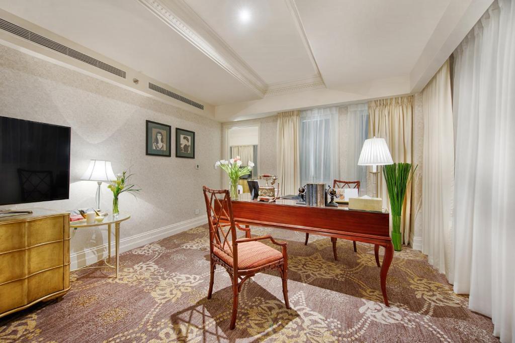 Junior Suite - Gallery 1 Giường cỡ King