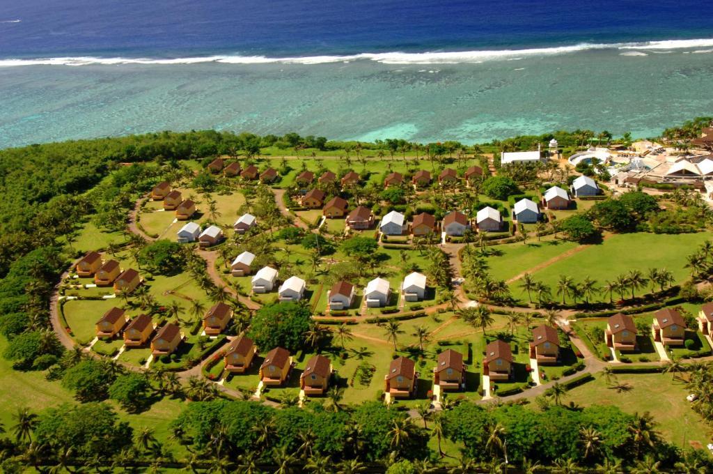 A bird's-eye view of Mariana Resort & Spa