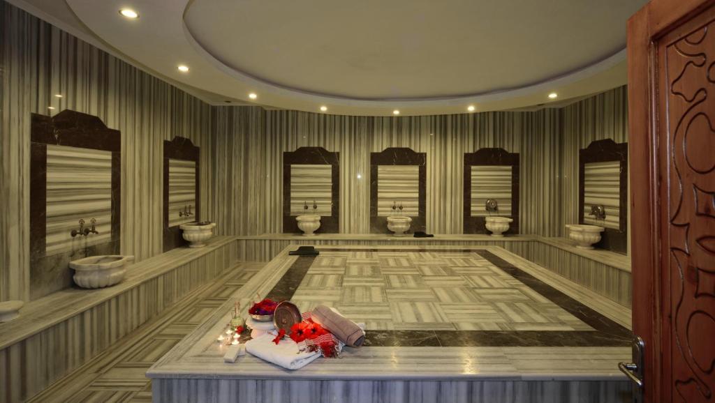 Спа и/или другие оздоровительные услуги в Annabella Diamond Hotel - Ultra All Inclusive