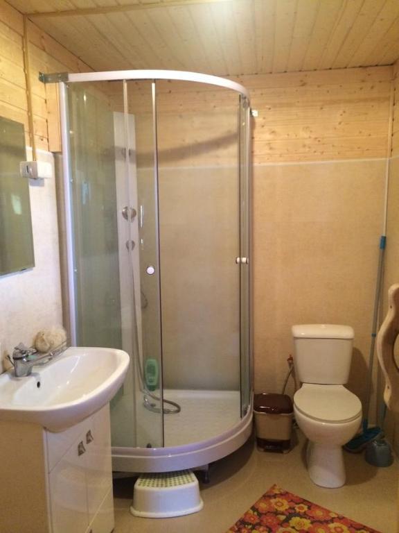 Ванная комната в Ranta