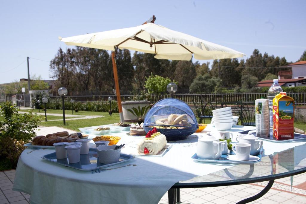 Ristorante o altro punto ristoro di Villa Maredona