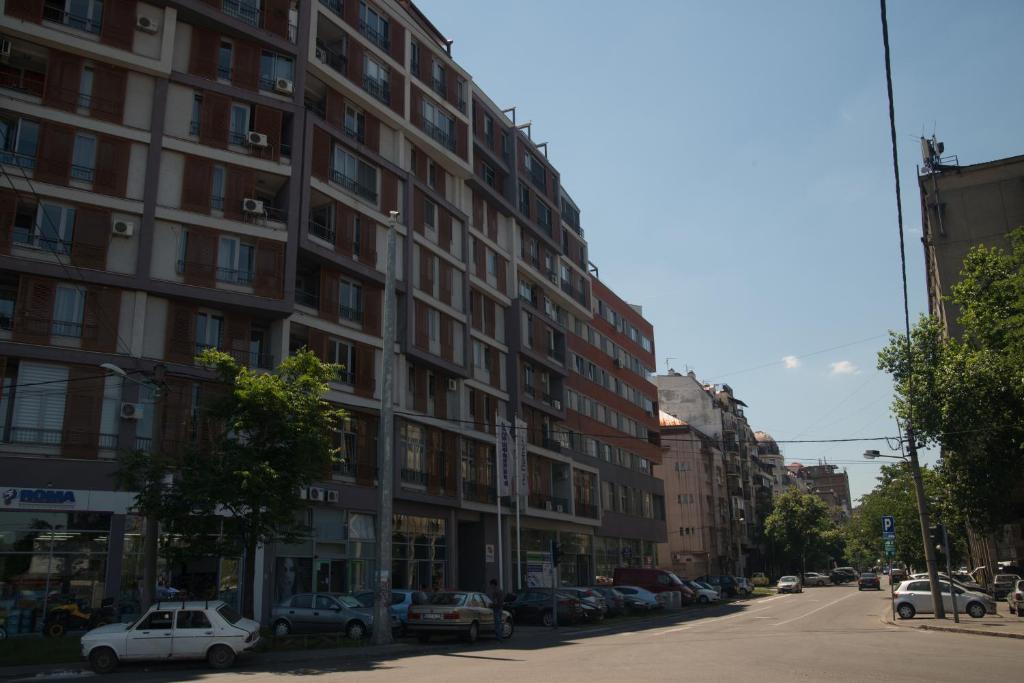 Belgrade Downtown Loft