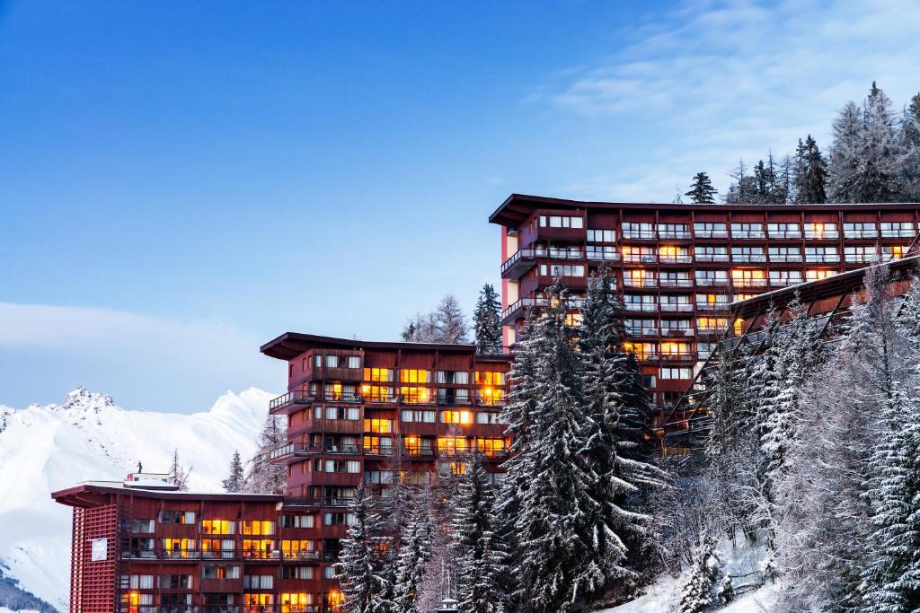 Resort Village Lagrange Vacances Le Roc Belle Face Arc 1600