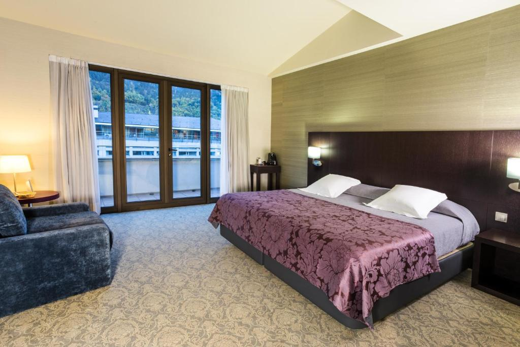 Hotel Magic Andorra (Andorra Andorra la Vella) - Booking.com