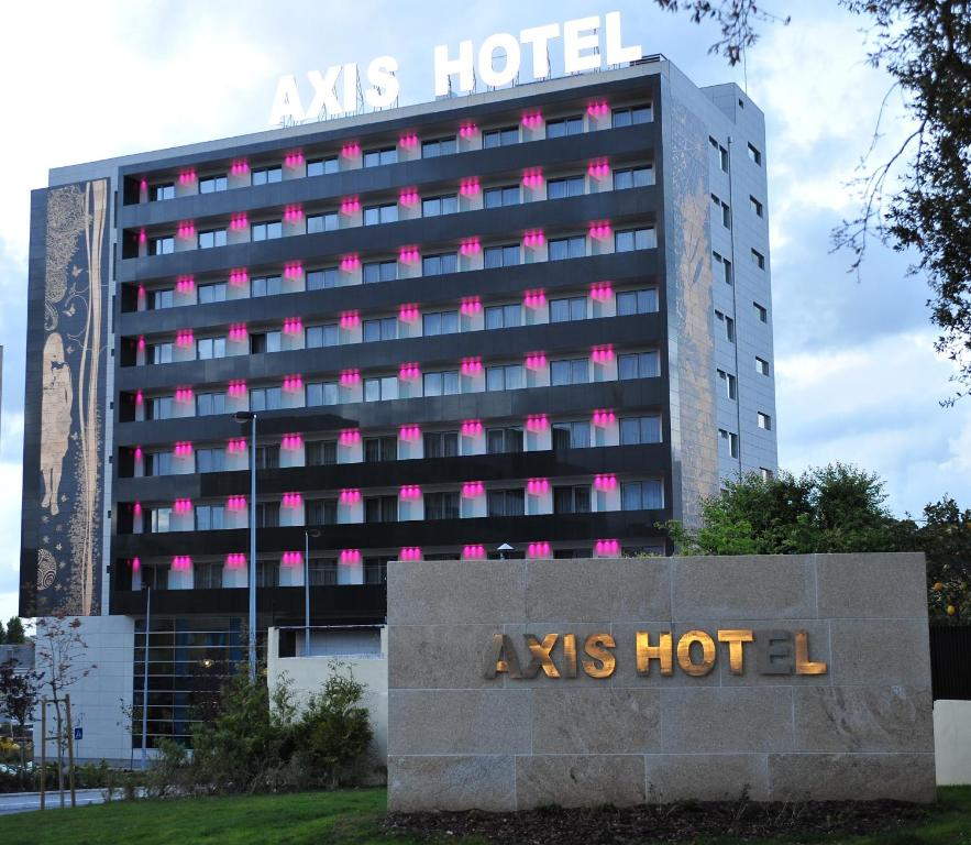Axis Porto Business Hotel (Portugal Oporto) - Booking.com