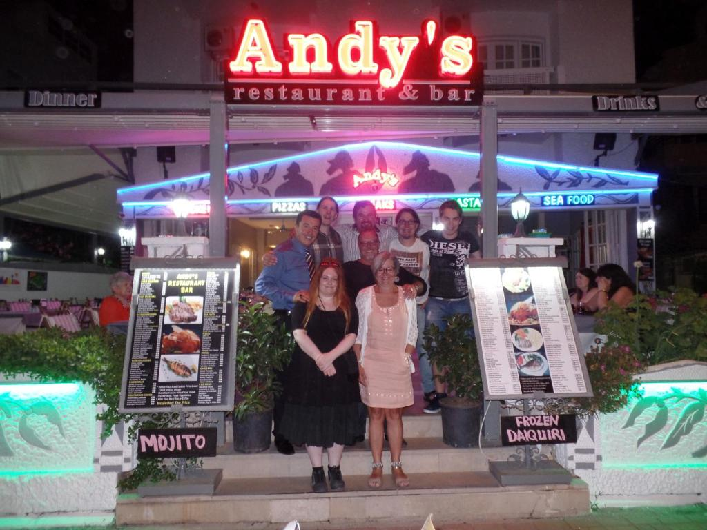 Andy's Apart Hotel