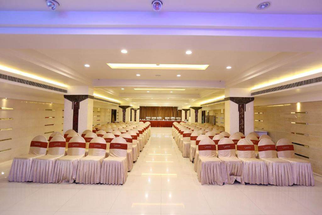 Hotel Swagath Grand A S Rao Nagar Hyderabad India