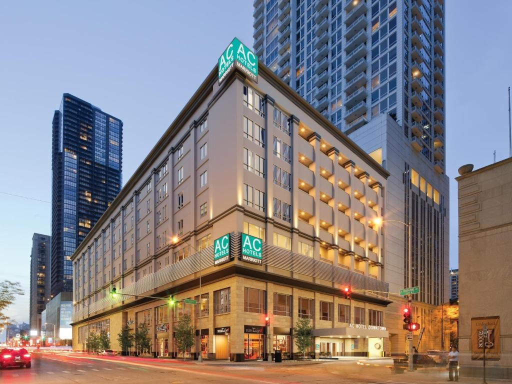 Hotels In Chicago >> Ac Hotel Chicago Downtown Chicago Updated 2019 Prices