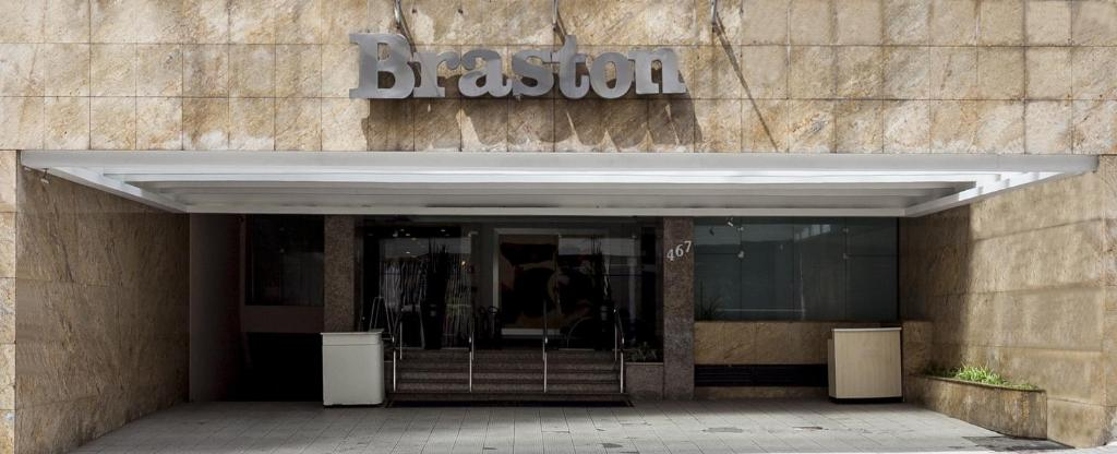 The facade or entrance of Braston Augusta
