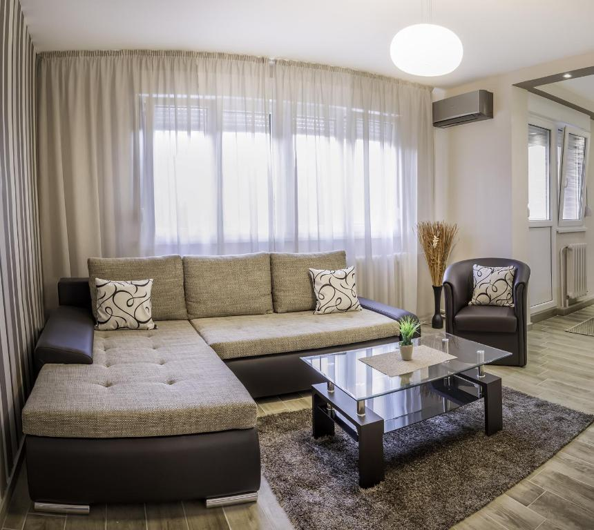 Feel Belgrade Downtown Apartments