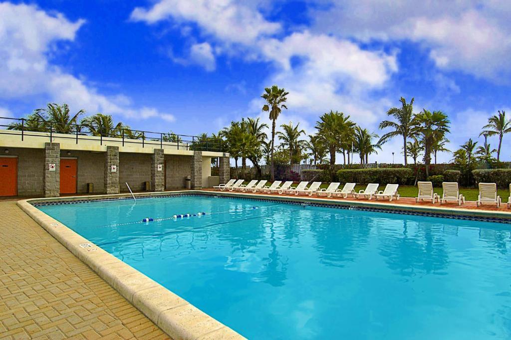 A piscina localizada em Seagull Hotel Miami Beach ou nos arredores