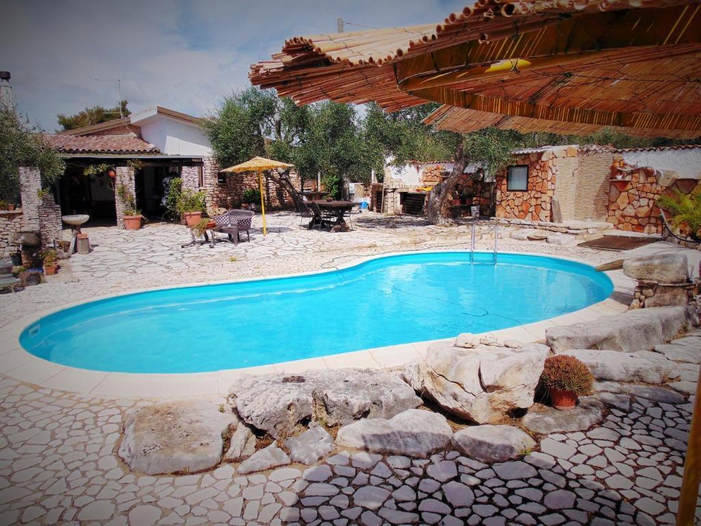 Casa Vacanze Ulivetum tesisinde veya buraya yakın yüzme havuzu