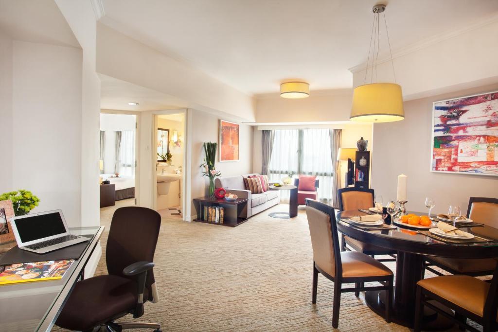 Khách Sạn Somerset Grand Hà Nội