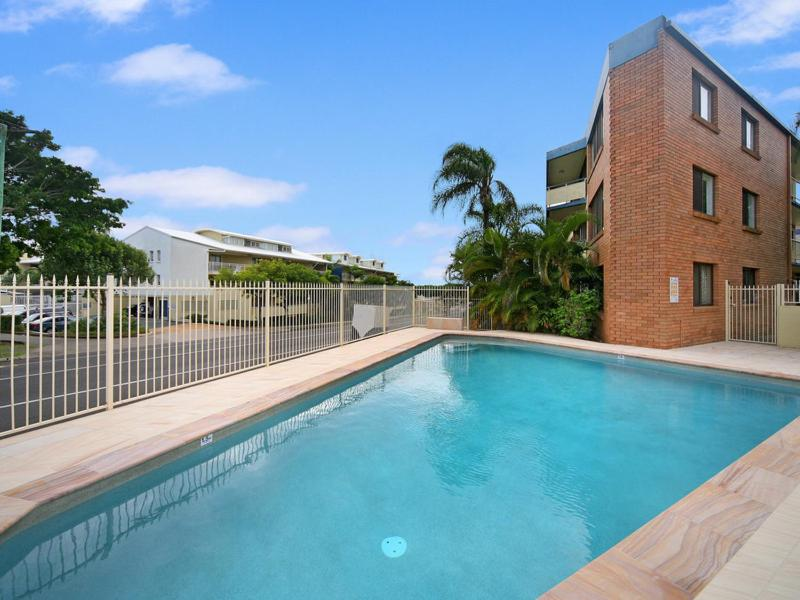 The swimming pool at or near Tindarra Apartments