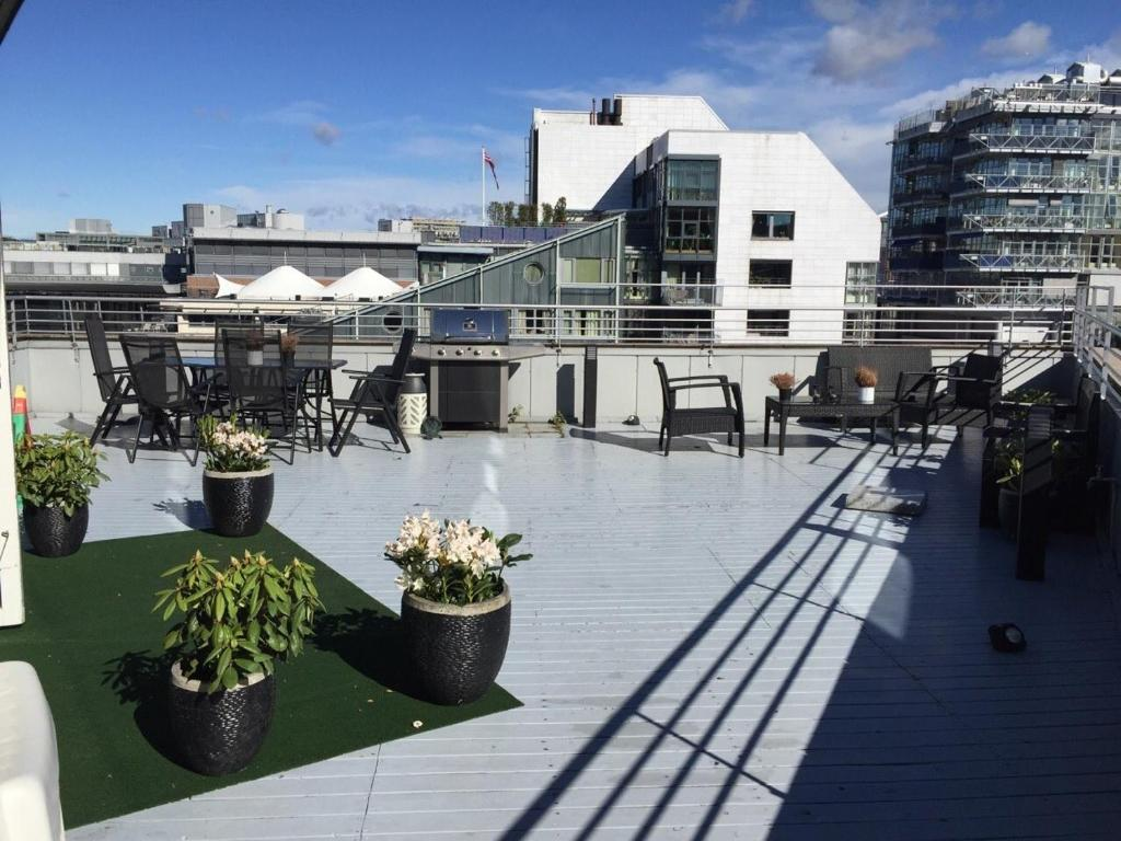 AkerBrygge Luxury Apartment