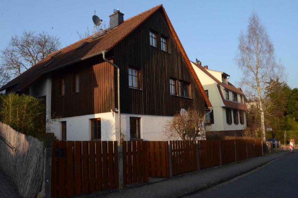 Apartment Albert im Winter