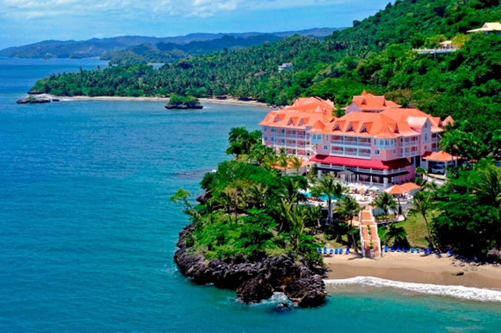 Luxury Bahia Principe Samana - Adults Only a vista de pájaro