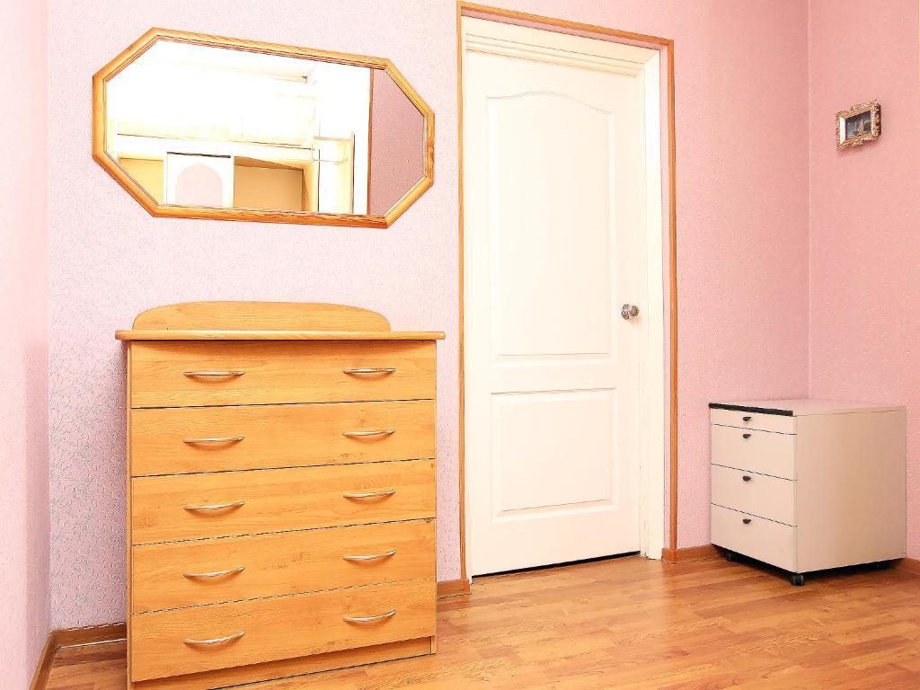 Bany a ApartLux Nametkina Suite